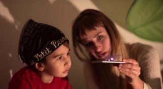 Ford'un dikkat çeken hologram projesi: Masallar akıllı telefonda canlanıyor