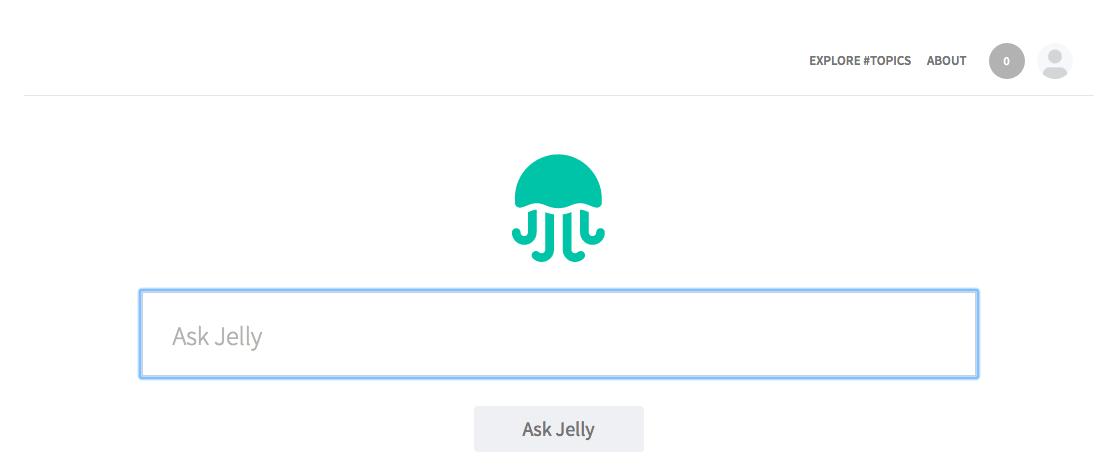 Jelly arama motoru yeni