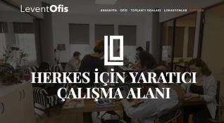 LeventOfis: Sanal ve ortak paylaşımlı ofis hizmetleri sunan yeni bir girişim
