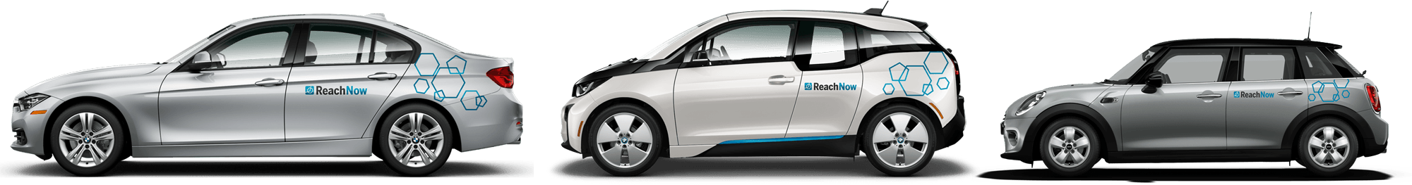 ReachNow-Car-Family