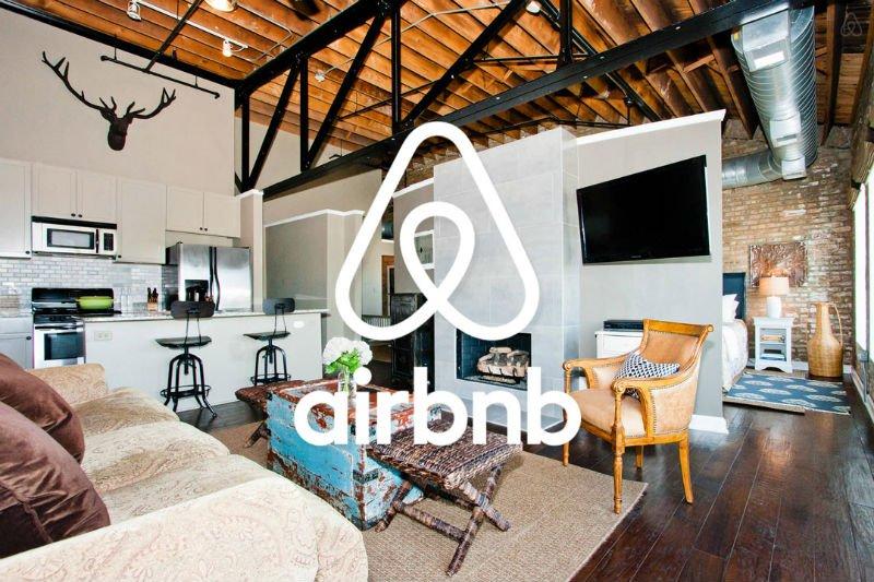 Seyahat uygulaması Airbnb
