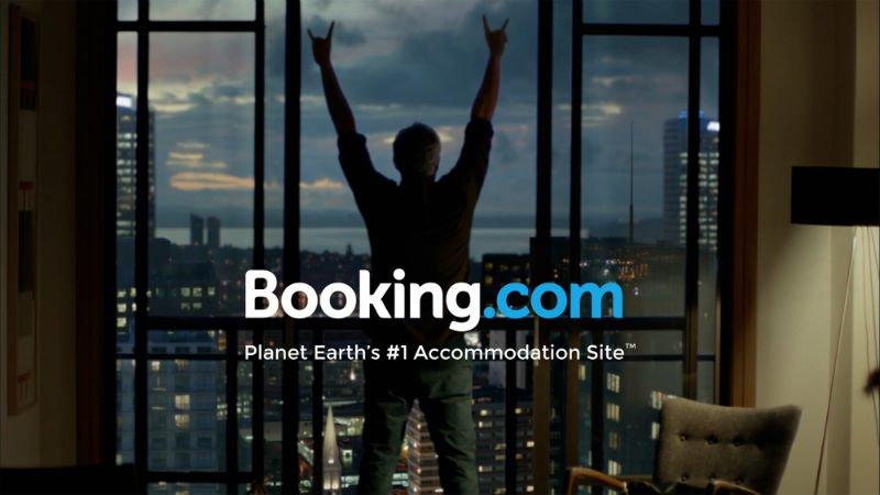 Seyahat uygulaması Booking
