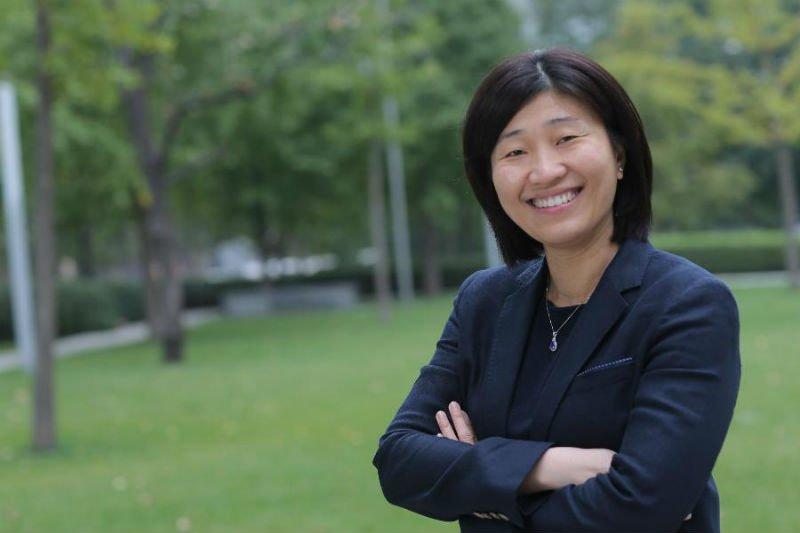 Risk sermayedarı Jenny Lee