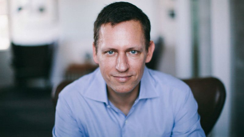 Risk sermayedarı Peter Thiel