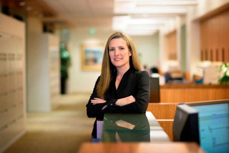 Risk sermayedarı Rebecca Lynn