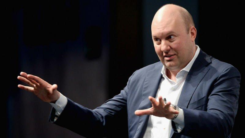 Risk sermayedarı Marc Andreessen