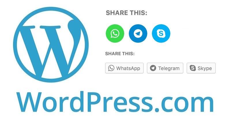 Wordpress.comWhatsapp