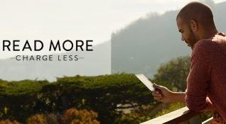 Amazon yeni e-kitap okuyucusu Kindle Oasis'i tanıttı