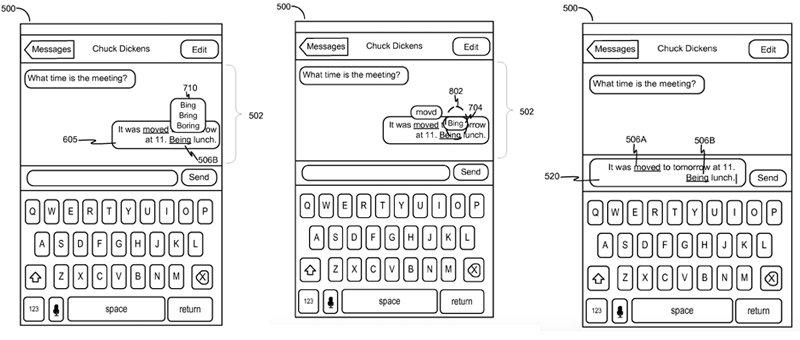apple-otomatik-duzeltme-patent