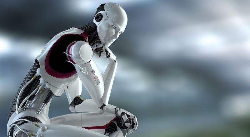 dusunen robot