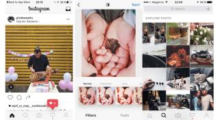 Instagram siyah ve beyaz ağırlıklı yeni tasarımını test etmeye başladı