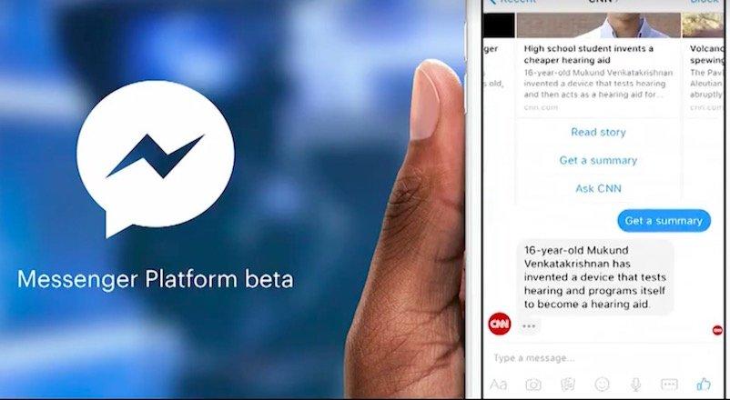 messenger bot platform