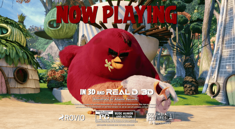 Angry Birds Filmi Movie
