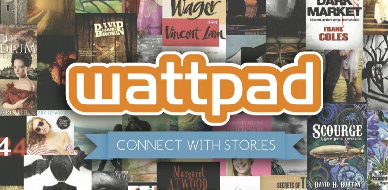 E-kitap uygulaması Wattpad