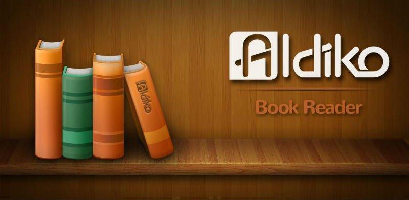 E-kitap uygulaması Aldiko