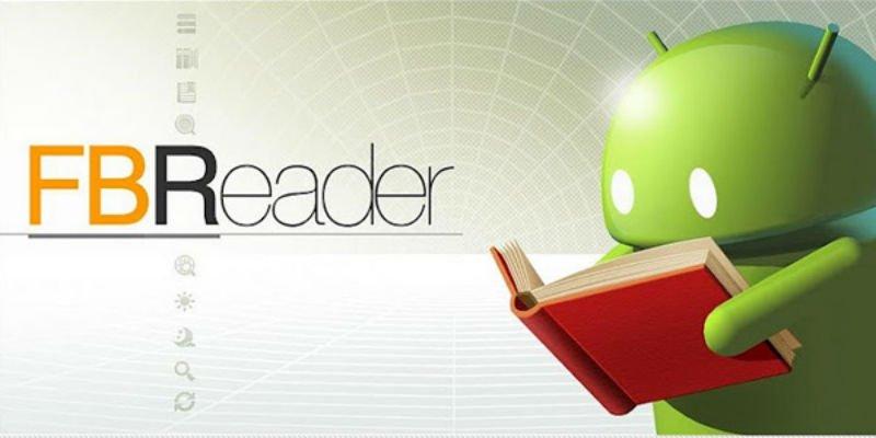 E-kitap uygulaması FBreader