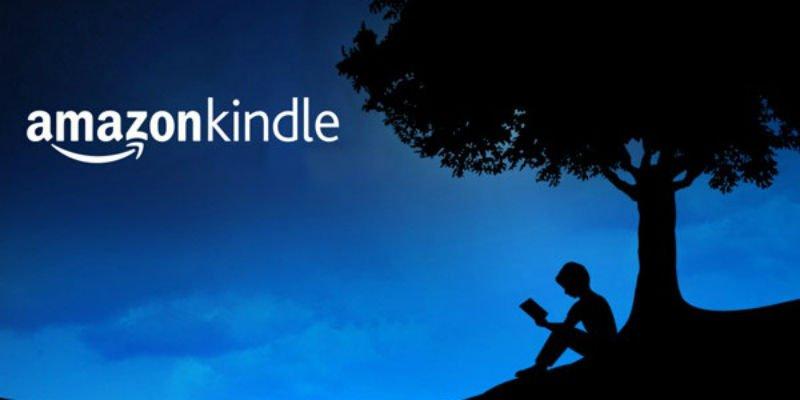 E-kitap uygulaması Kindle
