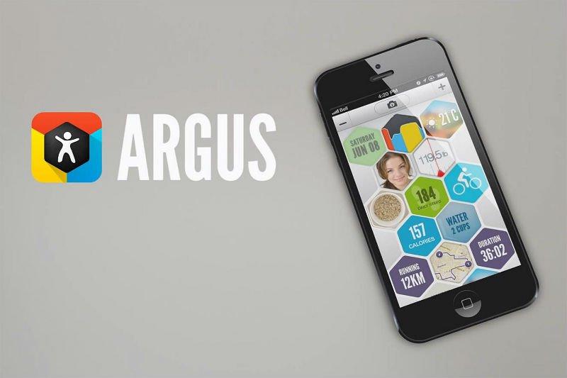 En iyi sağlık/fitness uygulamalarından Argus