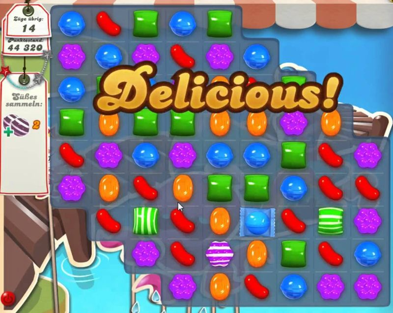 Tüm zamanların en iyi iOS uygulamalarından Candy Crush