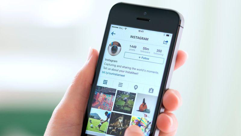 Tüm zamanların en iyi iOS uygulamalarından Instagram