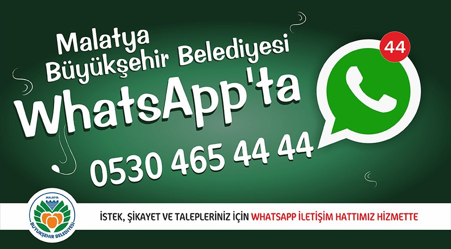 malatya whatsapp