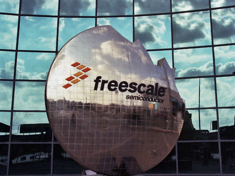 Freescale Semiconductor Ltd. 11,8 milyar dolar'a satıldı.