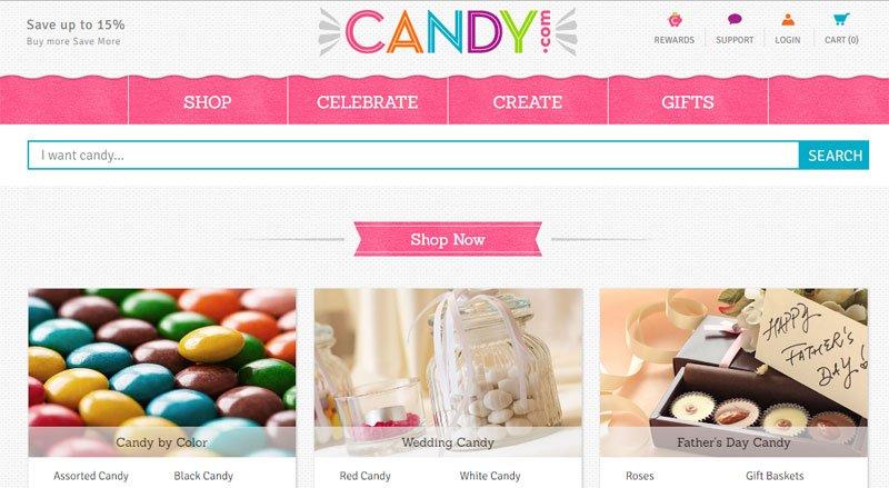 Tüm zamanların en pahalı alan adları: candycom