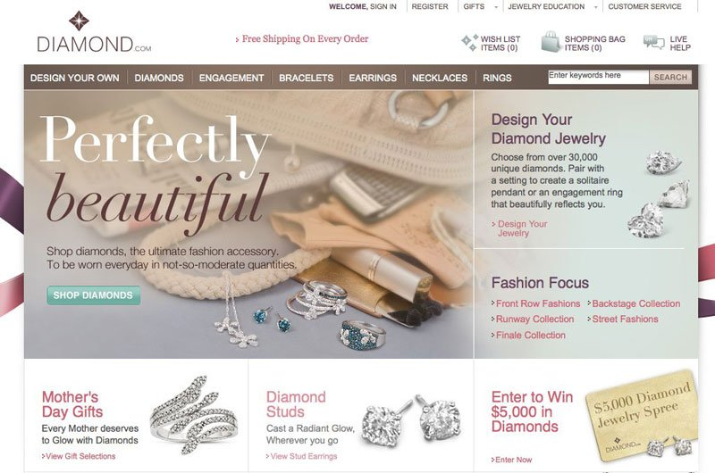 Tüm zamanların en pahalı alan adları: diamondcom