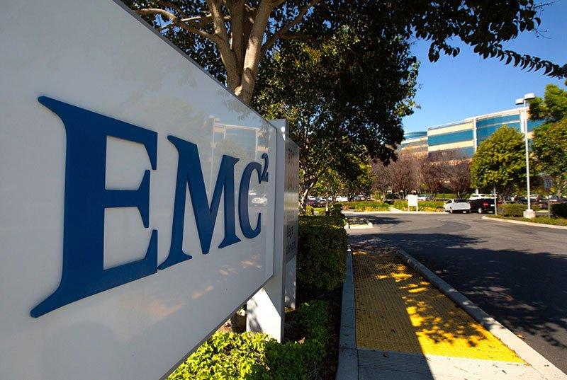 EMC 67 milyar dolara satıldı.