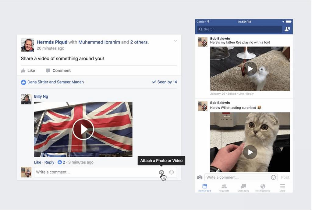 facebook-video-yorum