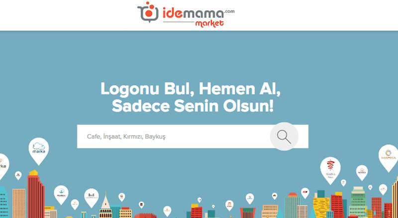 idemama logo marketi