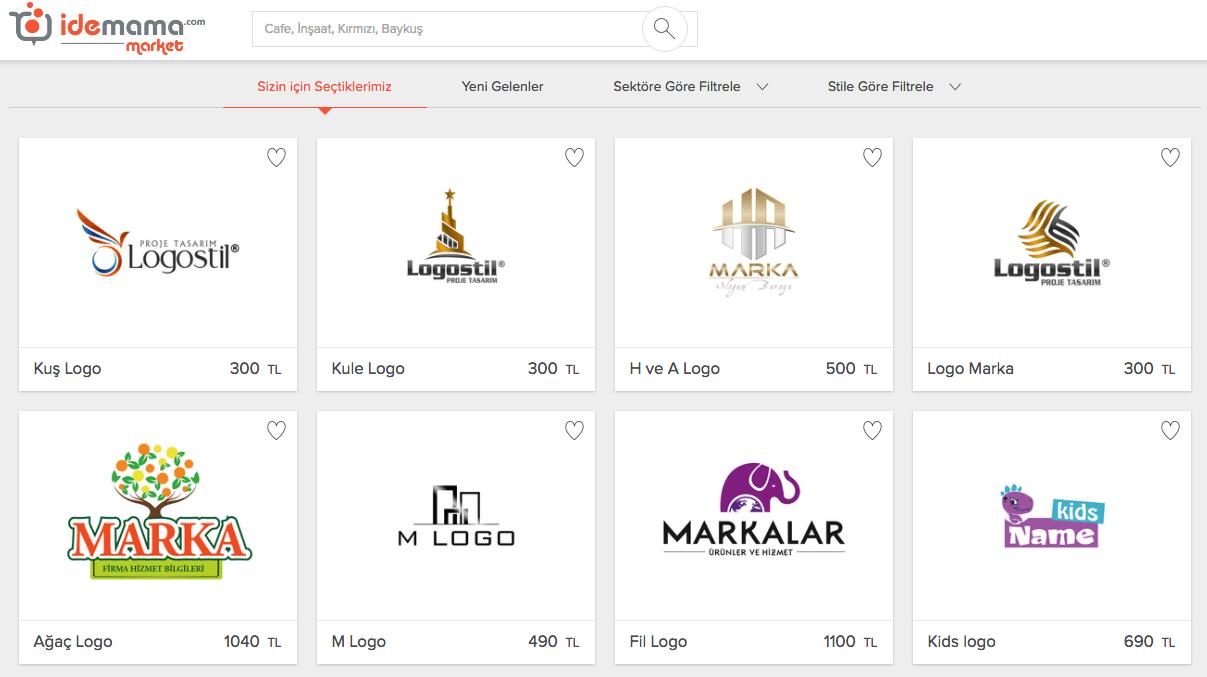 logo marketi idemama
