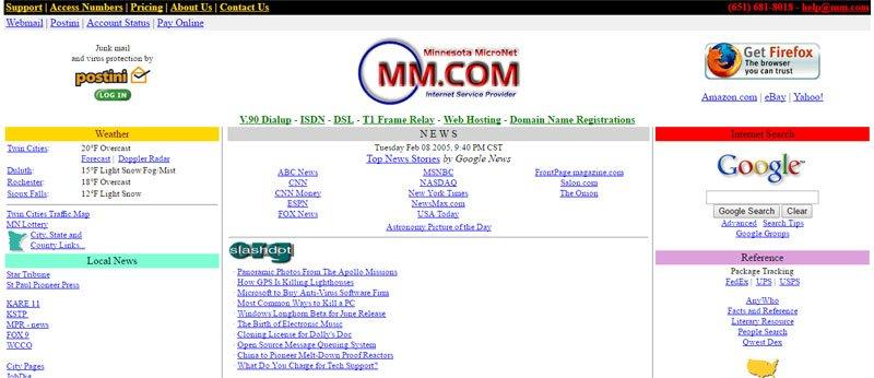 Tüm zamanların en pahalı alan adları: mmcom