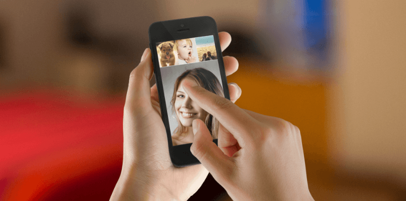 iOS için jest bazlı kontroller içeren bir selfie uygulaması: osnap