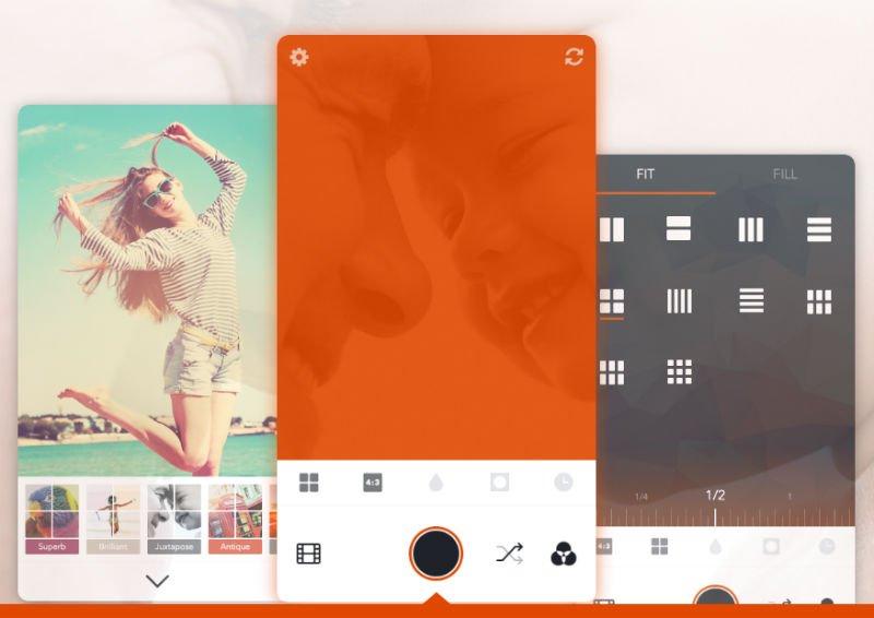 iOS ve Android için ideal bir selfie uygulaması: Retrica