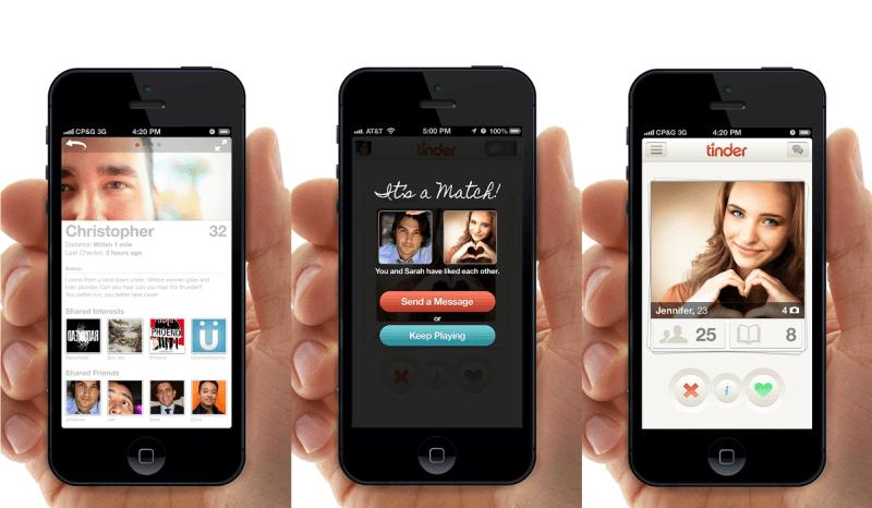 Tüm zamanların en iyi iOS uygulamalarından Tinder