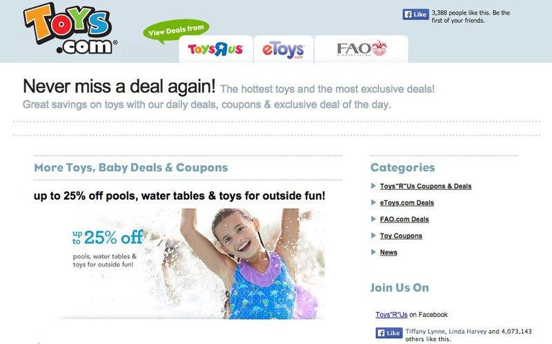 Tüm zamanların en pahalı alan adları: toyscom