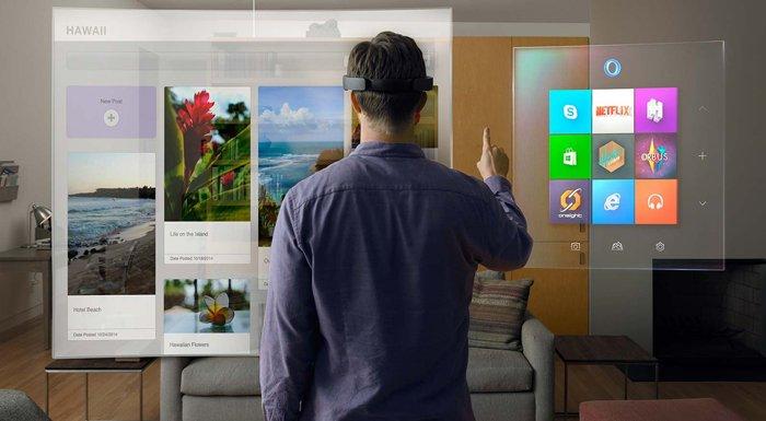 HoloLens 24 çekirdekli özel bir işlemciye sahip olacak