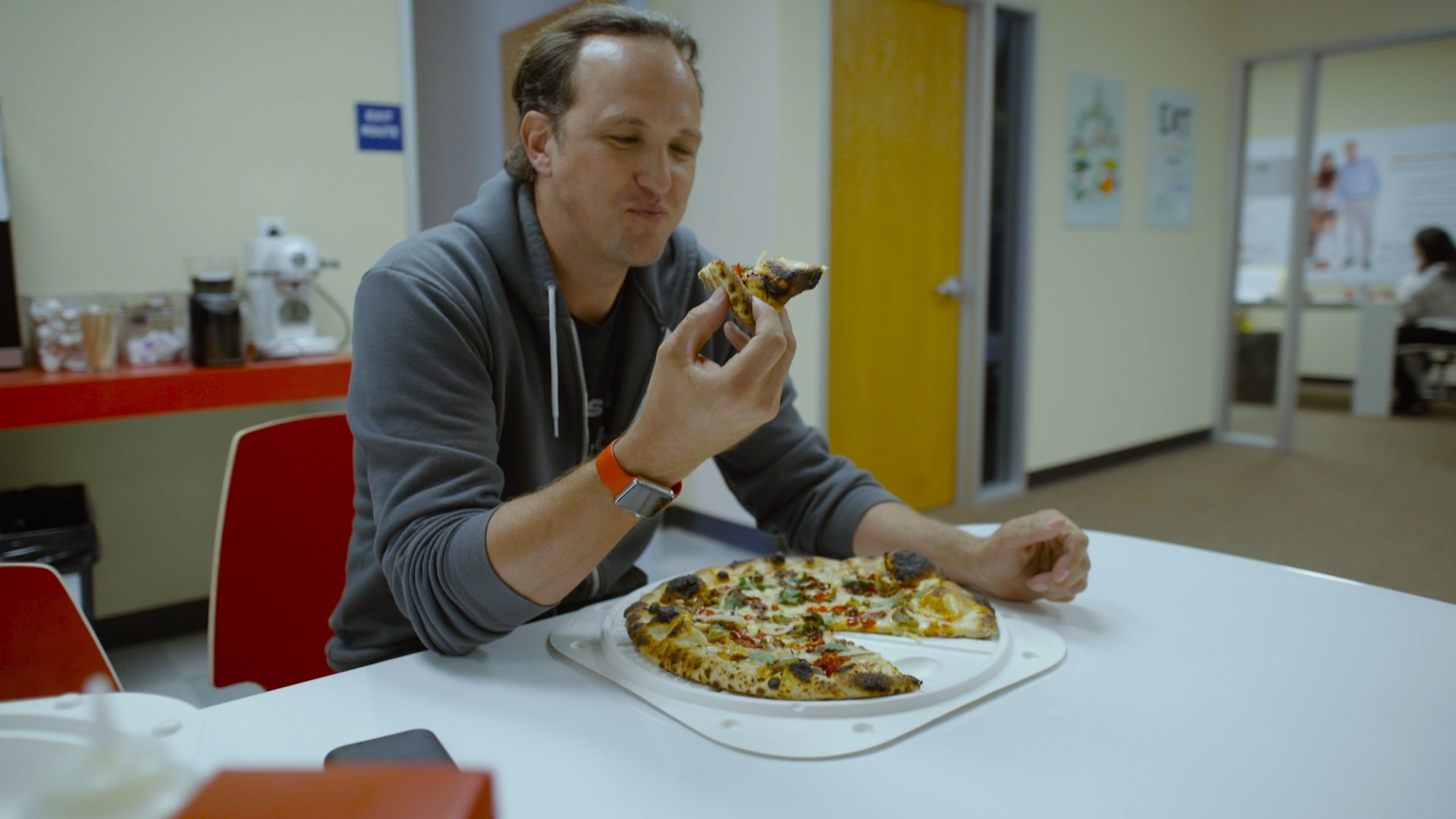 Alex Garden Zume pizza kurucusu