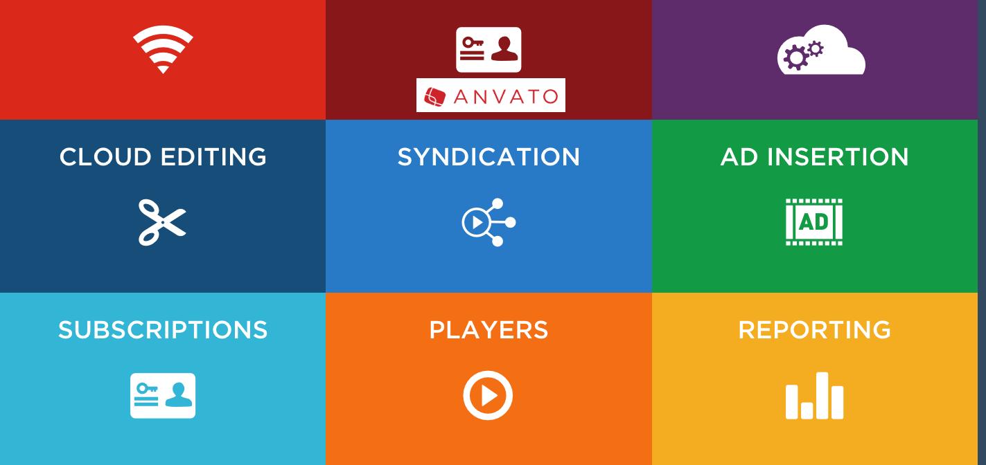 Anvato video platform