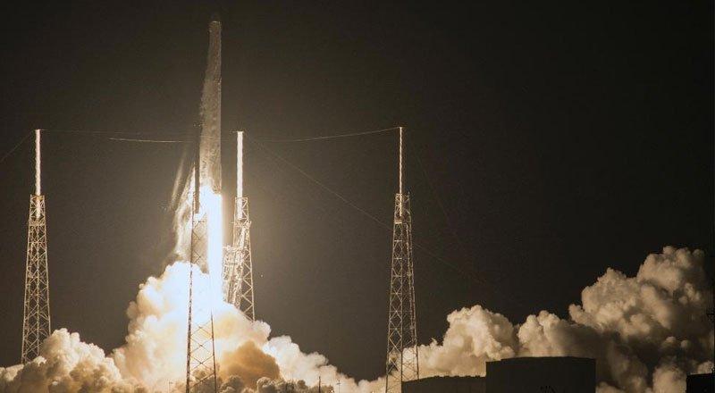 Falcon-spacex
