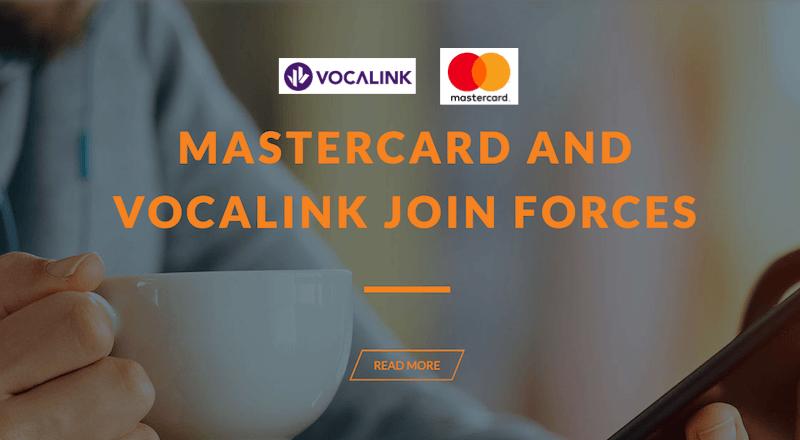 MasterCard, Londra merkezli Vocalink'i satın aldı