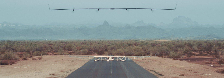Facebook'un Aquila'sı ilk uçunu başarıyla gerçekleştirdi