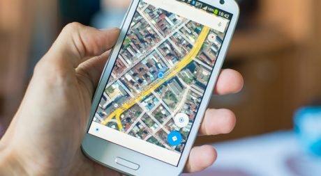 google maps telefon takip