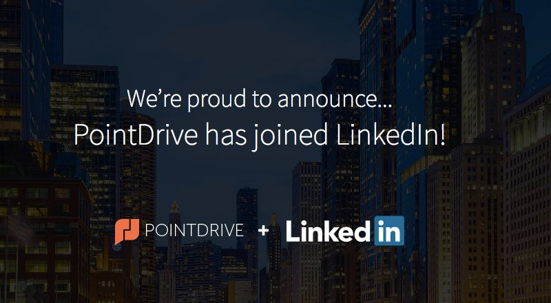 LinkedIn pazarlama odaklı sunum aracı PointDrive'ı satın aldı