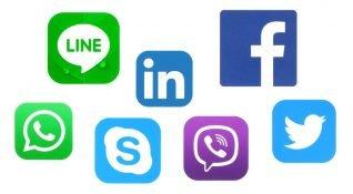 En iyi çıkış yapan sosyal ağlar ve mesajlaşma uygulamaları hangileri?