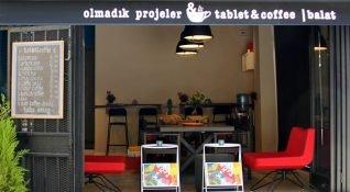 Tablet & Coffee: Olmadık Projeler ekibinden herkese açık ofis konsepti