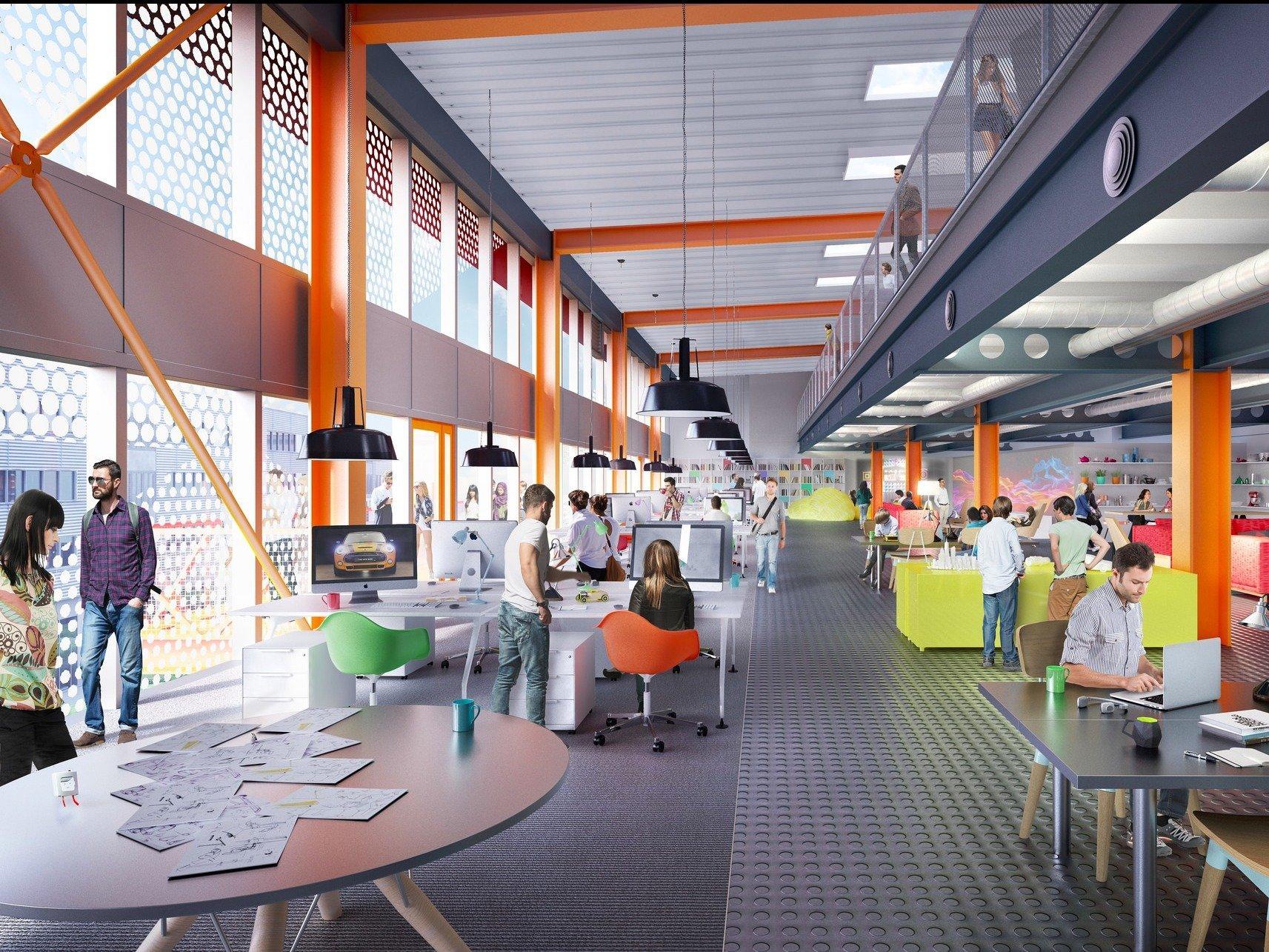 teknoloji inovasyon merkezi londra 5