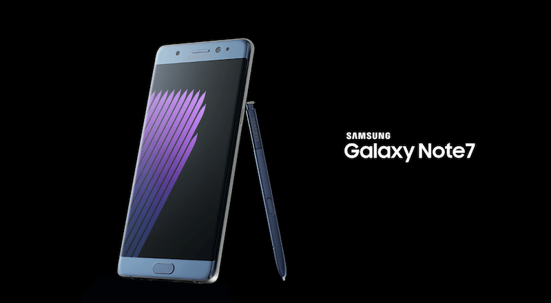 Samsung Galaxy Note 7 -2