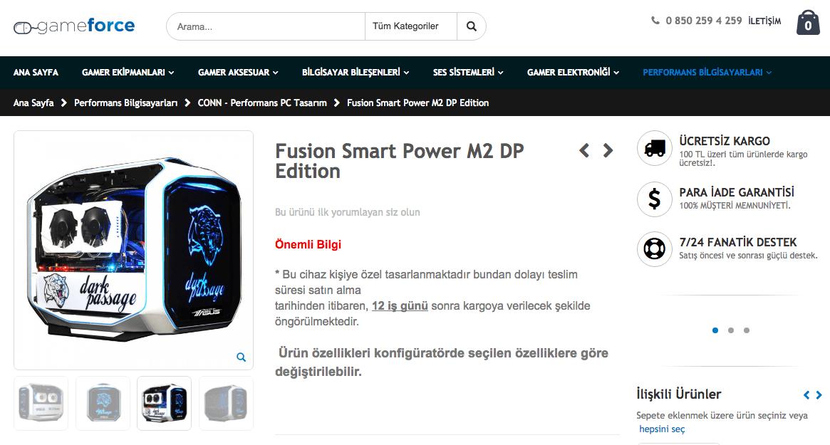 gameforce-bilgisayar